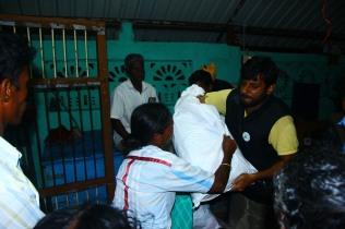 Kattralai Village Resident